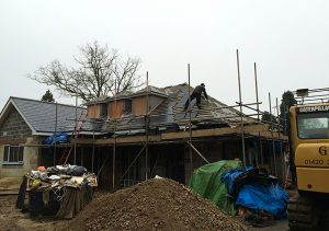New builds in Chiddingfold