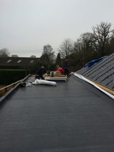 Roofing in Godalming